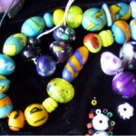 Misc. beads are also for sell to jewelers and beaders.