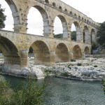 The highest of all Roman aqueduct bridges and one of the best preserved.