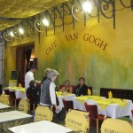 Cafe Van Gogh now. Remeber his painting