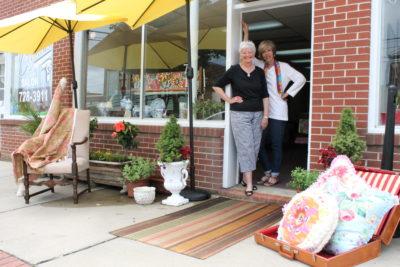 Covering Main Street Hillsville VA